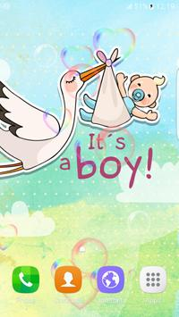 Birds Baby Live Wallpaper apk screenshot