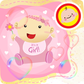 Candy Baby Live Wallpaper icon