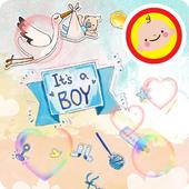 Crush Love Baby Live Wallpaper icon