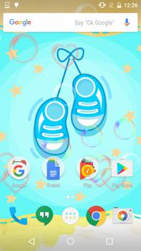 Pocket Baby Live Wallpaper poster