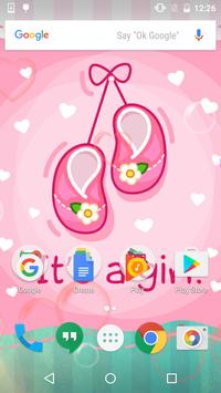 Pocket Baby Live Wallpaper apk screenshot
