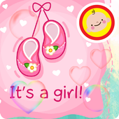 Sweet Baby Girl Live Wallpaper icon