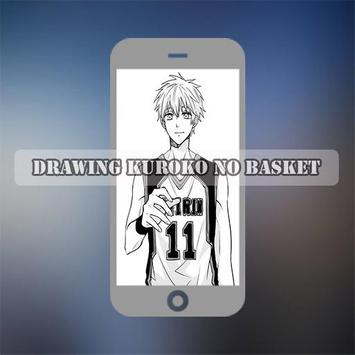 How To Draw Kuro Basket Characters screenshot 1