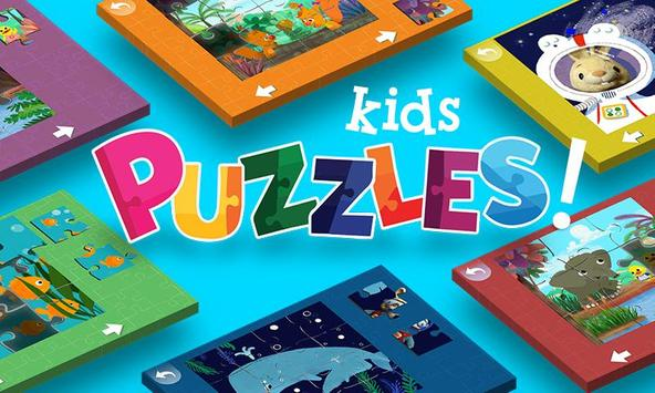 Puzzle Fun: Kids Jigsaw Puzzle poster