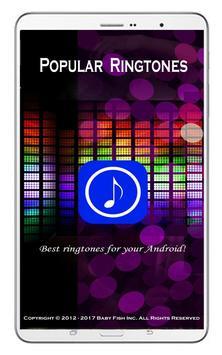 Popular Ringtones apk screenshot