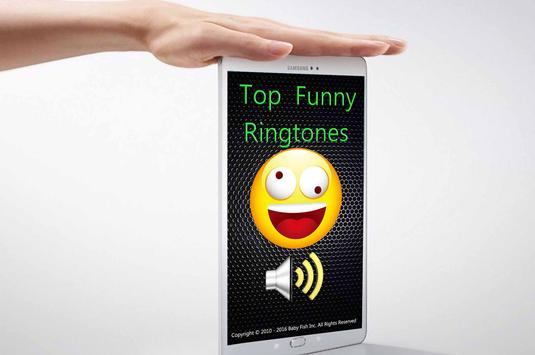 Top Funny Ringtones apk screenshot