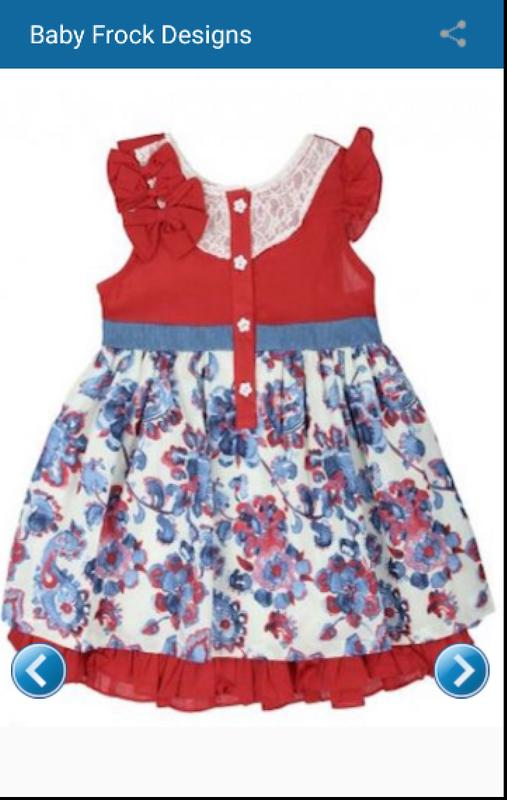482f0895d676 Hand Stitched Baby Frocks 2016 for Android - APK Download
