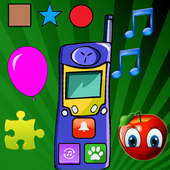 kids games 5in1 icon