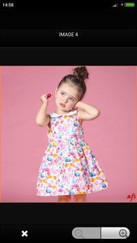 Cute Baby Girl Frock Designs screenshot 2