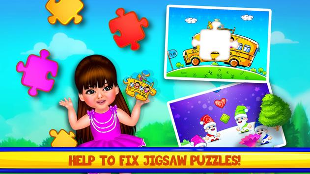 Jigsaw Puzzle - Educational Game poster