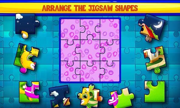 Jigsaw Puzzle - Educational Game screenshot 13