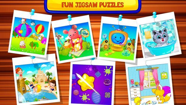 Jigsaw Puzzle - Educational Game screenshot 1