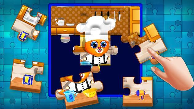 Jigsaw Puzzle - Educational Game screenshot 7