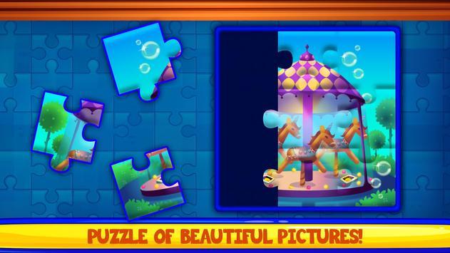 Jigsaw Puzzle - Educational Game screenshot 4