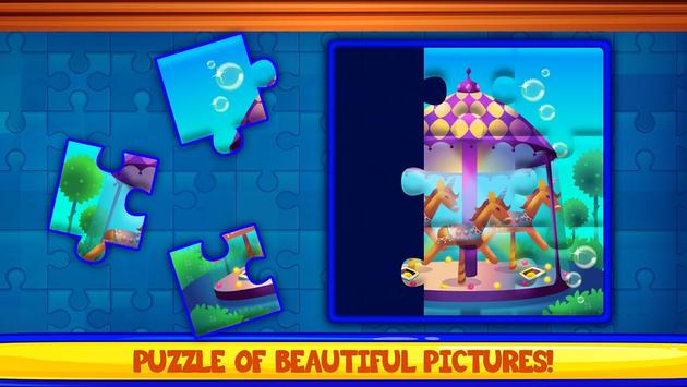 Jigsaw Puzzle - Educational Game screenshot 9