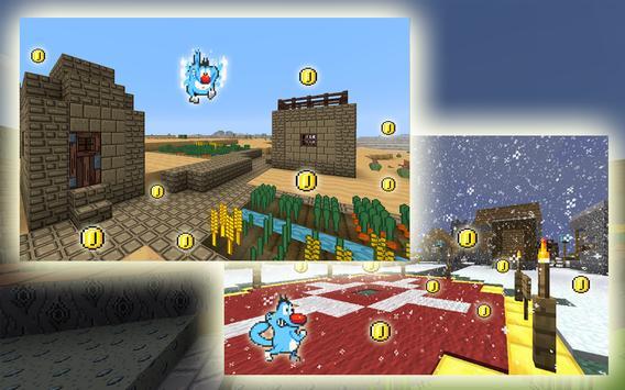 Craft Moggy Pixel Adventure screenshot 1