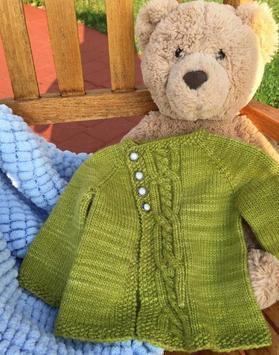 baby knitting patterns screenshot 1