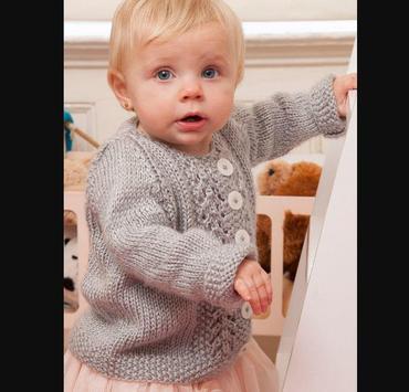baby knitting patterns screenshot 2