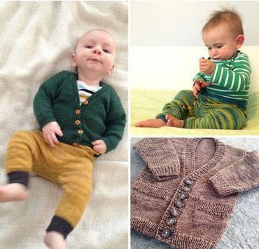 baby knitting patterns screenshot 3