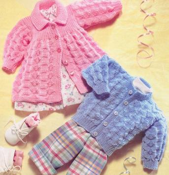 baby knitting patterns screenshot 4