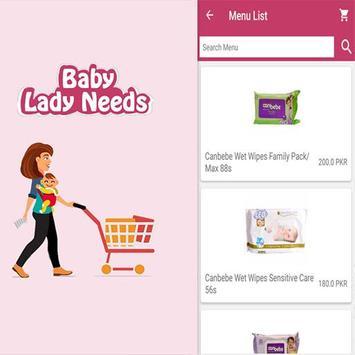 baby lady needs screenshot 1