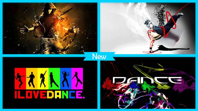 Dance Wallpaper apk screenshot