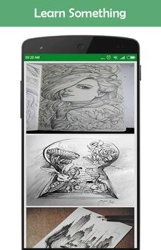 Awesome Art Drawing Ideas poster