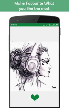 Awesome Art Drawing Ideas screenshot 3