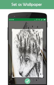 Awesome Art Drawing Ideas screenshot 4
