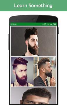 Beard Styles For Men screenshot 1