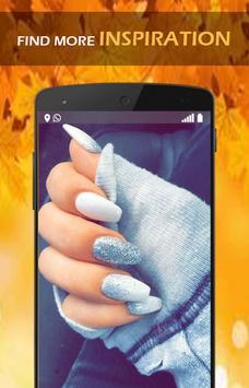 Shellac Nails Design Ideas poster