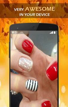Shellac Nails Design Ideas screenshot 3