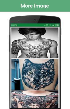 tattoo designs for men apk screenshot
