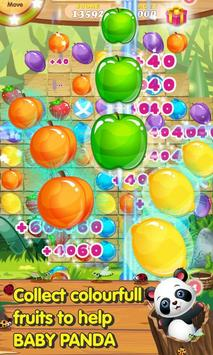 Baby Panda : Harvest Fruits Farm screenshot 3