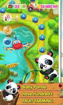 Baby Panda : Harvest Fruits Farm poster