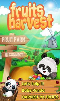 Baby Panda : Harvest Fruits Farm screenshot 5