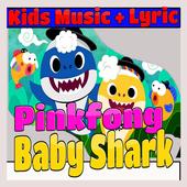 Baby Shark Pinkfong Song + Lyric icon