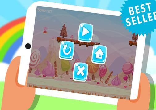 Peppa Adventure World Of Pig apk screenshot