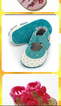 Baby Sandals Reference screenshot 1