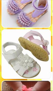 Baby Sandals Reference screenshot 2