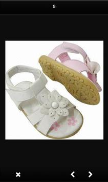 Baby Sandals Reference screenshot 4