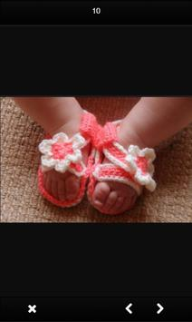 Baby Sandals Reference screenshot 5