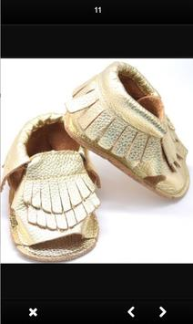 Baby Sandals Reference screenshot 6