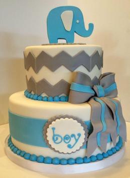 Baby Shower Cake apk screenshot