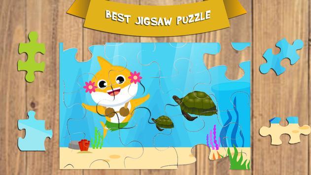 Baby Shark Jigsaw Puzzle screenshot 2