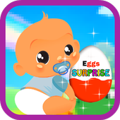 Baby Surprise Egg Game icon