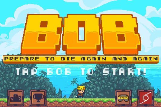 BOB: Prepare to Die Again and Again poster