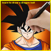How to Draw DBZ icon