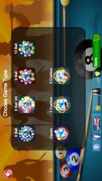 Pool Club 3D-Online Billiards apk screenshot