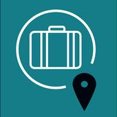 BAGBNB -  LUGGAGE STORAGE NETWORK icon
